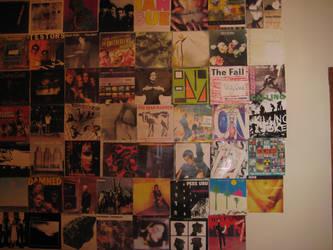 Wall in Progress