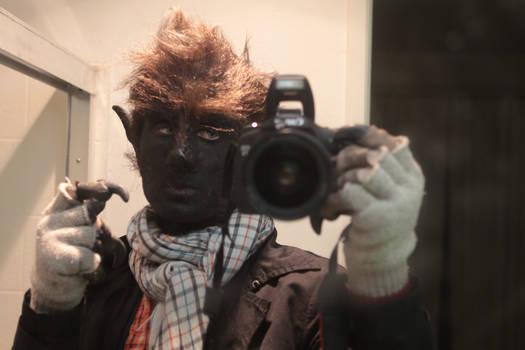 Myspace werewolf