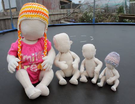 Sizing Dolls