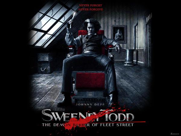 Sweeney Todd Wallpaper By Rachel Cranmer On Deviantart