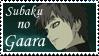 Gaara Stamp by Ariel-D
