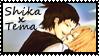 ShikaxTema Stamp by Ariel-D