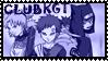 Club-KGT Stamp by Ariel-D