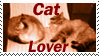Cat Lover's Stamp by Ariel-D