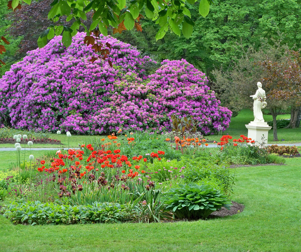Halifax Public Gardens 1 by ArielD on DeviantArt