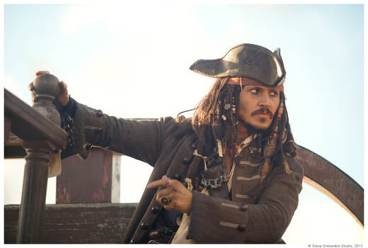Cosplay - Captain Jack Sparrow