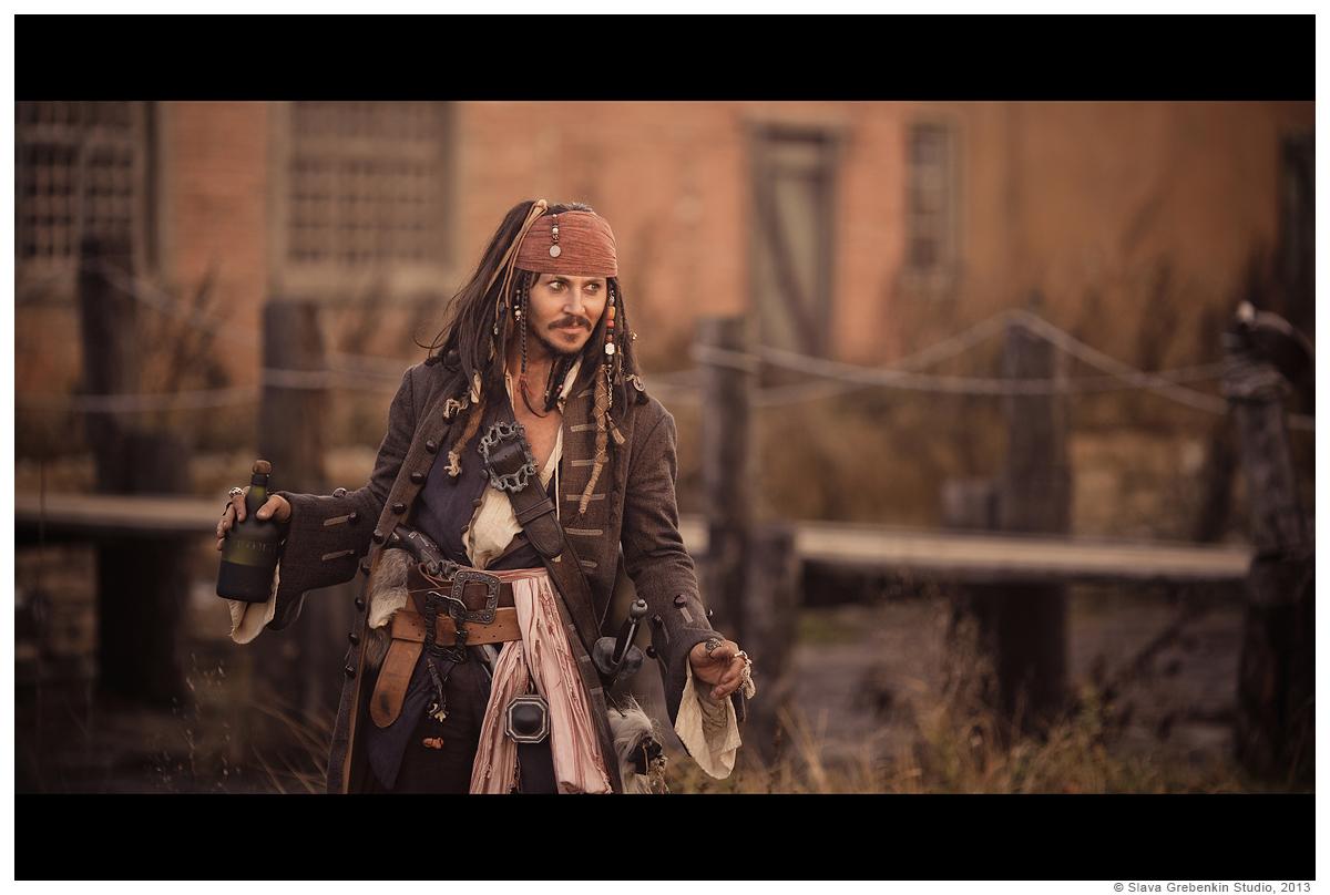 Cosplay - Captain Jack Sparrow