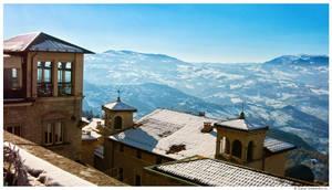 San Marino by Slava-Grebenkin