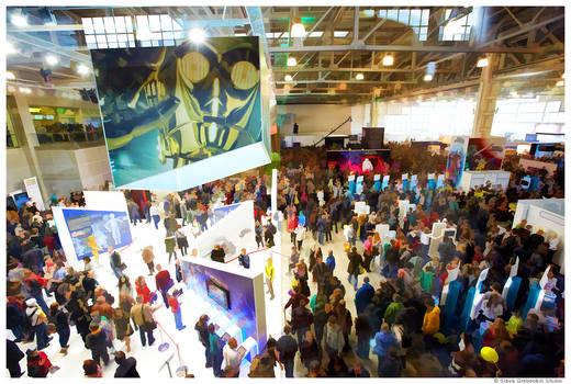 GameWorld + Comiccon