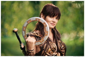 Cosplay - Xena warrior princess