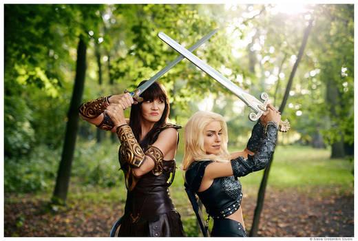 Cosplay - Xena warrior princess