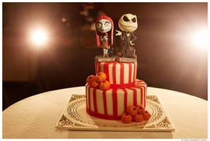 Wedding cake by Slava-Grebenkin