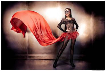 Super Girl by Slava-Grebenkin
