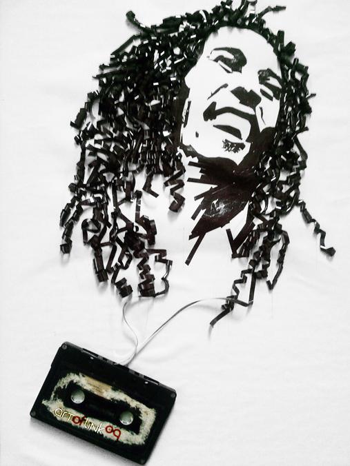 Bob Marley Casette by Link05