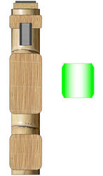 Bamboo Lightsaber