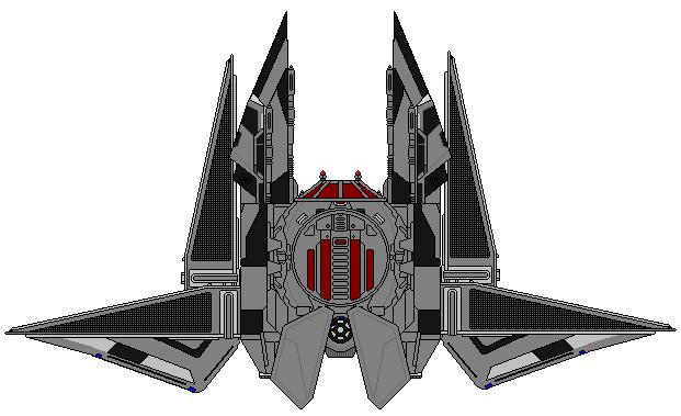 SLI Star Fighter by JediArtisan
