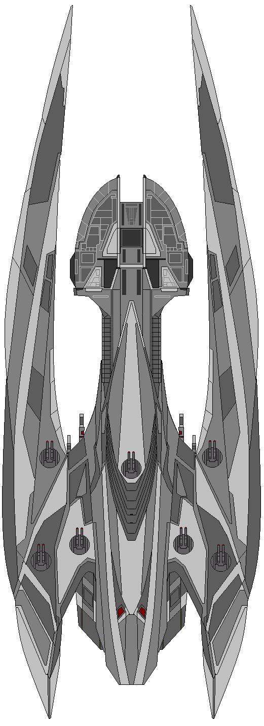 Jedi Dreadnaught-class Cruiser by JediArtisan
