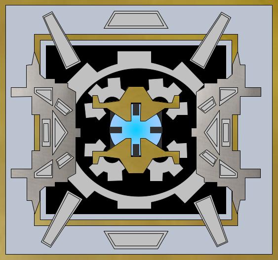 Jedi Holocron by JediArtisan