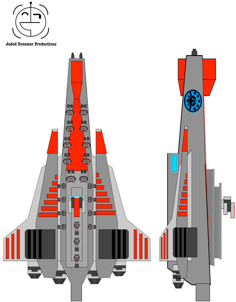 Republic Neo Capital Ship by JediArtisan