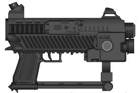 my gun 83 by JediArtisan