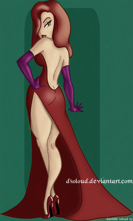 Jessica Rabbit by dsoloud