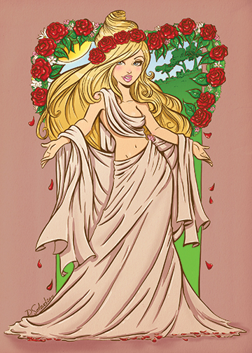 Aphrodite by dsoloud on DeviantArt