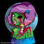 Monster Girls: Zombie