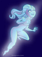 Ghost Girl by dsoloud