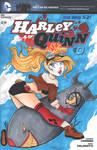 Harley Quinn Bombshell Oopsie