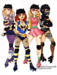 Derby Batgirls