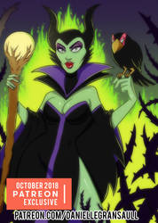 October's Patreon Exclusive! by dsoloud