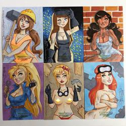 Workshop Babes AP's by dsoloud