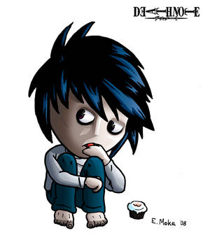Death Note's L