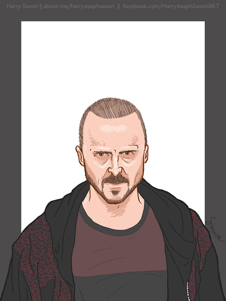 Breaking Bad - Jesse Pinkman by Asaph