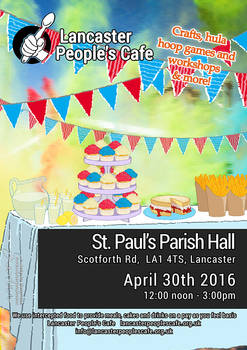 Peoples Cafe April Scotforth