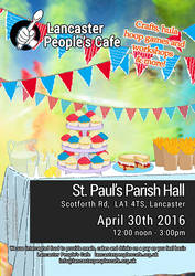 Peoples Cafe April Scotforth by Asaph