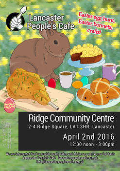 Peoples Cafe April Ridge