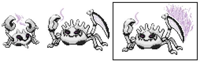 DeathCrabs by JordanosArt