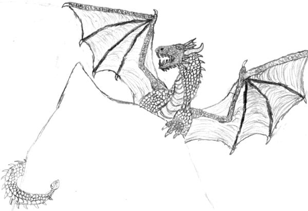 Dragon 1, draft 1
