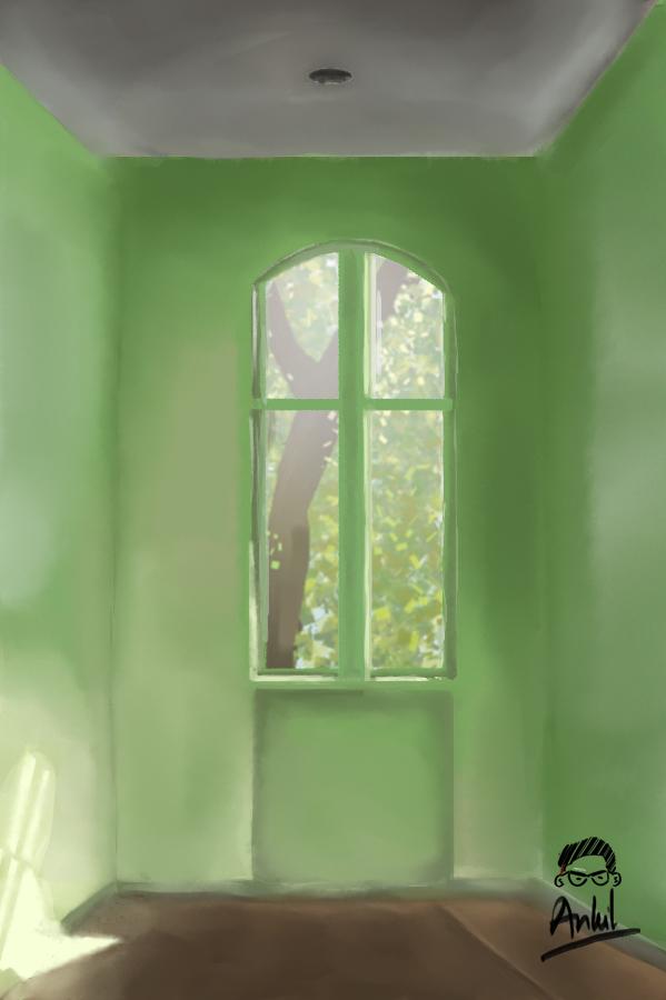 green room :)photons-light on deviantart