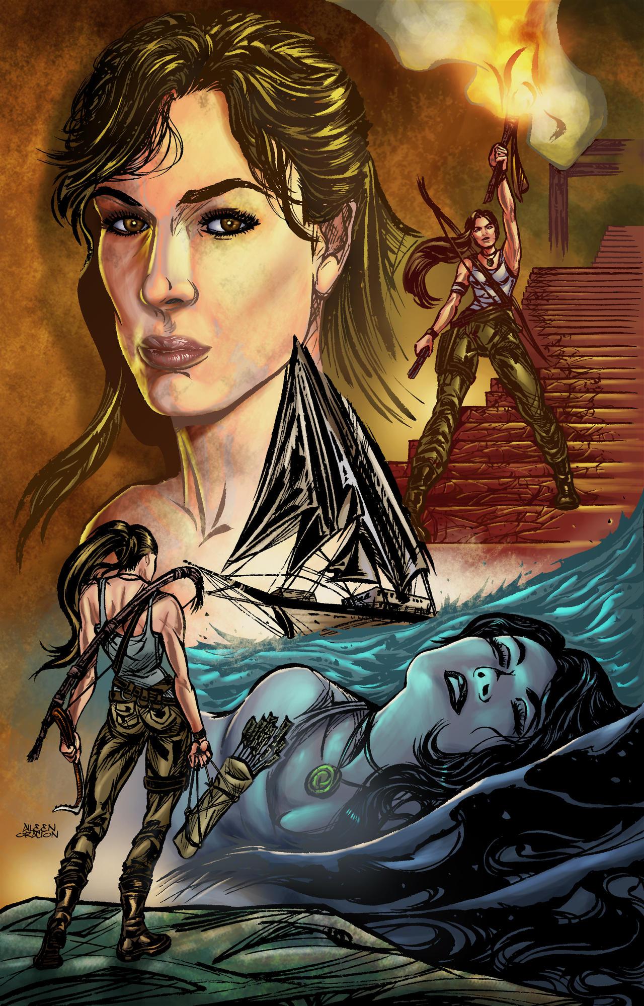 Tomb Raider Reborn by Rob-Joseph on DeviantArt   Tomb