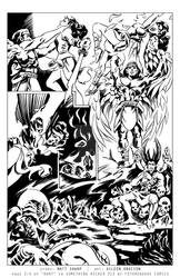 Hurt Comics, Page 2