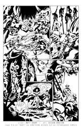 Hurt Comics, Page 3