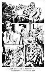China Bull Comics, Page 1