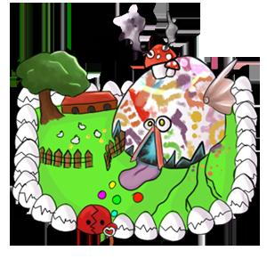 M0E : Rumah BonBonBonBonBon by Aje13