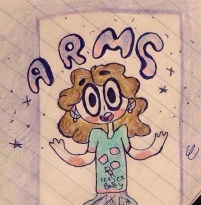 Arms- by Crieriei