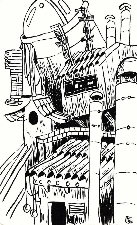 Lost City By Yonkoi