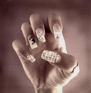 Slavic nails