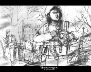 The Scavengers by chaosregion