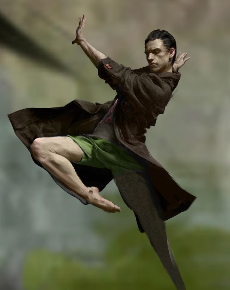 dancer by lesliethegoat